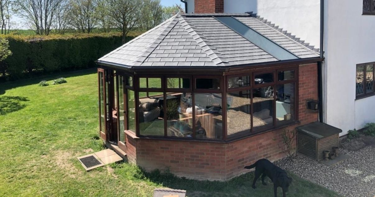 How Long Does it Take to Install A Solid Conservatory Roof?
